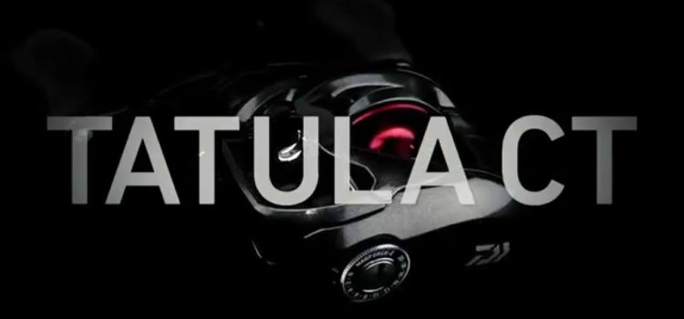 REVIEW TÉCNICO DA DAIWA TATULA CT ( IRMÃ MENOR DA TATULA)